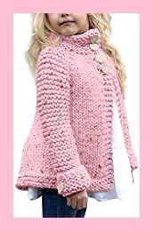 Crochet Bebe, Crochet Top, Knitting Help, Manta Crochet, Crochet Clothes, Diy For Kids, Sweater Cardigan, Girl Outfits, Coat