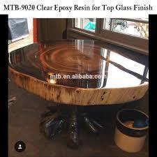 Resultado de imagem para resina poliester mesas de cristal