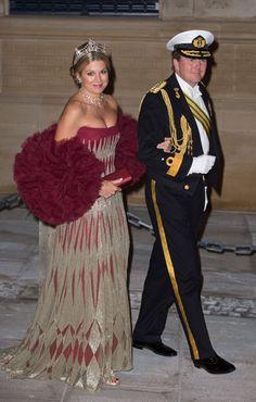 Princess Maxima and Princess Willem-Alexander