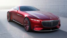 The New All-Electric Mercedes-Maybach 6 Concept Could Be a Rolls-Royce Killer | Automobiles