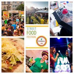 ....  Weekend-ul trecut am fost la Street Food Festival #Arad iar acum ne pregătim pentru #BaiaMare (21-24 iunie)  ....    Ţii pasul cu noi? #roadtrip #POKKA #summer #goodfood #goodmusic #streetfood
