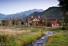 Kevin Costner house. Aspen, CO