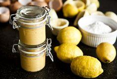 Citrónový krém, lemon curd