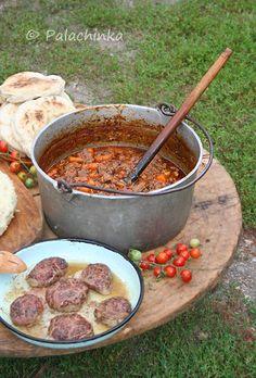 Ethno Cooking in Sumrakovac - Palachinka