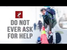 If you need help in Norway, try this trick. (Weird travel guide to Norway) :)