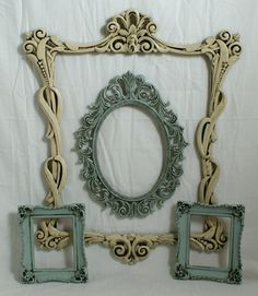 Shabby Chic Picture Frames French Romantic