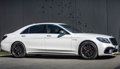 Mercedes Benz S63 AMG G Power