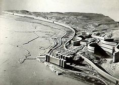 Le Corbusier / Plan Obus