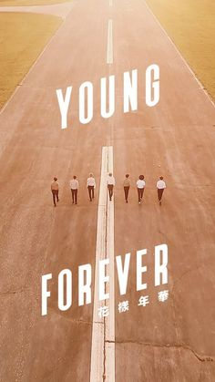 BTS YOUNG FOREVER