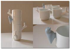 cute tea set