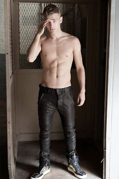 Those pants... bo develius by jack pierson