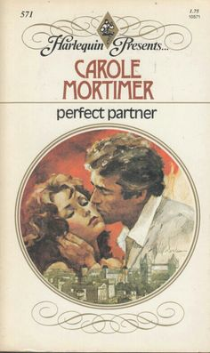 Perfect Partner by Carole Mortimer Harlequin Romance Novels, Carole Mortimer, Vintage Romance, Romance Books, Book Covers, Best Sellers, My Books, Fiction, Author