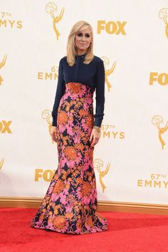 Judith Light at the 2015 Emmys. See what all the stars wore to the ceremony.