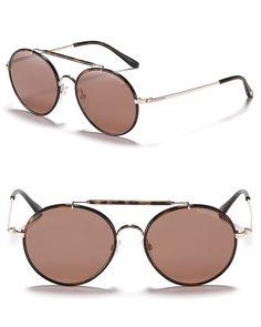 e6efe4db76 Tom Ford Samuele Sunglasses Four Eyes
