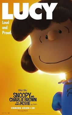 Peanuts Movie Poster : Lucy Character