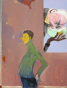 Sanya Kantarovsky, 'Kolobok,' 2014, Studio Voltaire