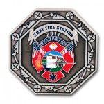 3 Bay Fire Station