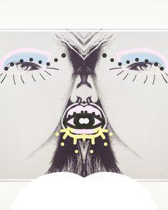 Allá vamos!! Foto-ilustración para la colección de joyas 👁j👁S  New Collection by Sue Ibars ≋ •••✺☽♢•si•♢☾✺••• New art project!! 🔨👁{si} Sue Ibars📷+ilustración