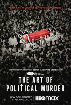 The Art of Political Murder chronicles the investigation into Bishop Gerardi's murder, highlighting the team of young investigators who take on the case and begin to unearth deception, misconduct and corruption that reach the highest levels of government.