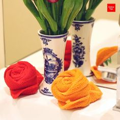 How To Fold Towels - Creative Ideas How To Fold Towels: Most Creative Towel Folding Ideas OnlineTips Tips TipsAndTricks DIY Crafts Tilda doll tutorial. Diy Crafts Hacks, Diy Crafts Videos, Towel Origami, Diy Origami, Bathroom Towel Decor, Towel Animals, How To Fold Towels, Towel Crafts, Decorative Towels