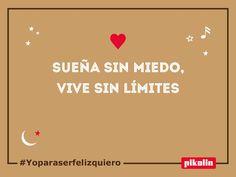Lo mejor de los sueños es que no entienden de fronteras. 😉  #FelizMartes
