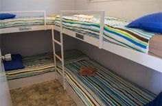 Kahlers Oasis Caravan Park 2 Bedroom Unit 6 berth bunkroom