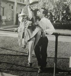 tgreywolfe1: Buster Keaton and Dorothy Sebastian