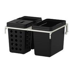 ВАРЬЕРА / УТРУСТА, Мусорные контейнеры для шкафа