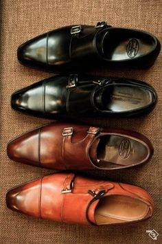 Double Monks Gentleman's Essentials