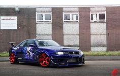 R33 GT R