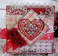 CottageBLOG: CottageCutz Valentine Card