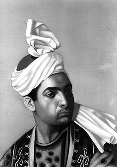 Tamara de Lempicka (1898-1980) Indian with Turban, 1937