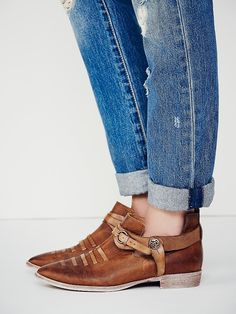Free People Crusader Ankle Boot at Free People Clothing Boutique