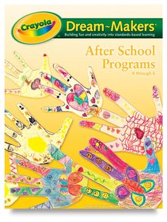 Art Education After School Program-Different after-school program ideas