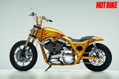 California Gold | Harley-Davidson FXR