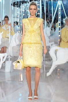 Louis Vuitton »  Spring 2012 RTW »