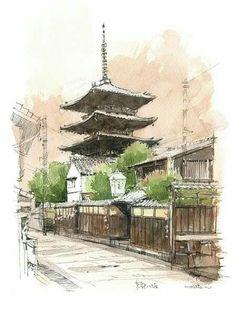 Sketch, Masato Watanabe