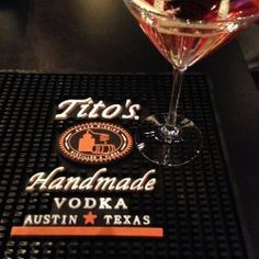 Tito's Handmade Vodka - Recipes