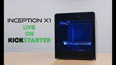 #VR #VRGames #Drone #Gaming Inception X1: Professional Desktop 3D printing, Made affordable #3D, 3-d printers, 3d printer, 3d printer best buy, 3d printer canada, 3d printer cost, 3d printer for sale, 3d printer price, 3d printer software, 3d printers 2017, 3d printers amazon, 3d printers for sale, 3d printers toronto, 3d printers vancouver, 3d printing, best 3d printer, best 3d printer 2017, Drone Videos, inception x1, kickstarter, large 3d printer, large 3d printer price,