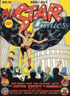 All-Star Comics #10