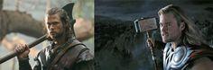 Chris Hemsworth Thor Cacciatore