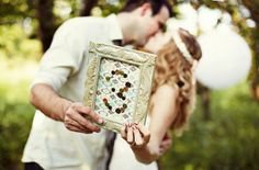 What a cute idea! I think I'd like to take pictures every 5 years on our wedding anniversary.