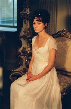 Elizabeth Bennet - pride-and-prejudice-2005 Photo