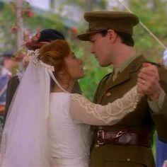 Anne and gilbert wedding