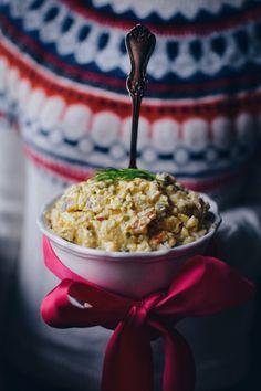 Nebramborový salát, který ten bramborový strčí s přehledem do kapsy! :)