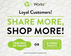 Current Loyals you can only share till Feb 28th! New Loyal you have 30 Calendar days to share and earn. www.wealthywhenhealthy.com #freeproducts