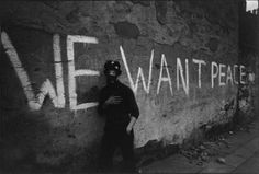 Northern Ireland, August 1969.  Hanns-Jörg Anders, World Press Photo Winner