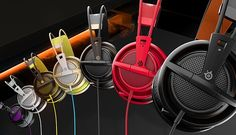 SteelSeries Answers Siberia Headset Demand From Gamers Worldwide, Introducing The Siberia 200 and The Ambassadors Who Inspired The New Headset Colors