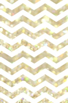 chevron background | Dress Your Tech: Gold & White Phone Wallpaper | For Chic Sake