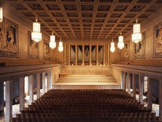 Herkulessaal, Munich  |   home of the Bavarian Radio Symphony Orchestra